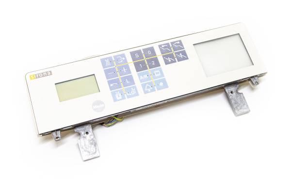 SIEMENS Sirona C4 Bedienpanel mit Filmbeleuchtung - gebraucht - REP-AT